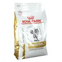 comparateur de prix Royal Canin Vdiet Cat Urinary S/O Moderate Calorie - 3,5 Kg