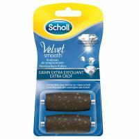 Rouleau Scholl Recharge rouleaux extra exfoliant