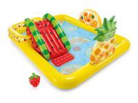 Piscine pour enfants Intex Aire de jeux fruits