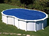 Comparateur de prix Gre CPROV700 - Bâche d'été pour piscine en forme de huit