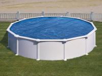 Comparateur de prix Bâche été piscine hors sol gre ronde - Ø 345 cm - 180 microns