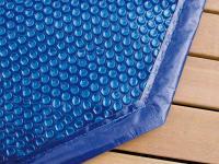 Comparateur de prix Bâche à bulles pour piscine bois SunWater Ubbink 3,00 x 4,90 m