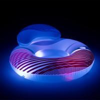 Comparateur de prix Bestway Flotteur de piscine avec éclairage LED 104x45 cm