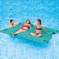 Comparateur de prix Matelas gonflable de piscine géant intex 290 x 213 cm