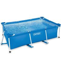 Comparateur de prix Piscine tubulaire rectangle metal frame junior intex 300 x 200 x 75 cm