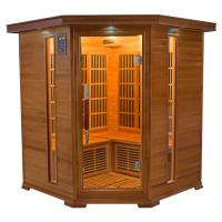Comparateur de prix Sauna infrarouge luxe 3/4 monophasé