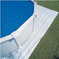 Comparateur de prix Tapis de sol gre 4.00 x 4.00 m - 110 gr/m²