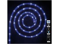 Comparateur de prix JARDIDECO Guirlande lumineuse extérieur Tube LED 8 Fonctions 10 m Bleu