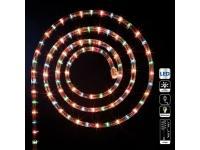 Comparateur de prix Guirlande tube led d'extérieur - 10 m. - multicolore