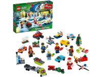 LEGO® City: Le calendrier de l'Avent (60268)