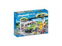 Station essence Playmobil City Life 70201