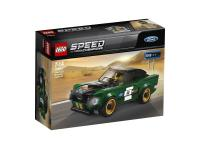comparateur de prix LEGO® Speed Champions 75884 Ford Mustang Fastback 1968
