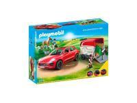 9376 Playmobil Porsche Macan GTS 1218 Rose Playmobil