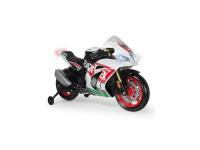 Véhicule à pédales INJUSA Aprilia moto racing 12 v