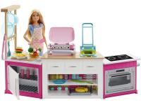 Coffret poupée mannequin - cuisine à modeler - frh73