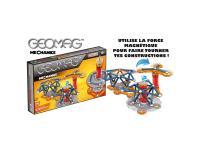 comparateur de prix GEOMAG MECHANICS Jeu de Construction Magnétique 146 pcs