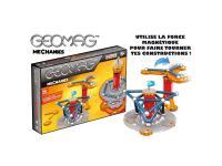 comparateur de prix Geomag - 721 - Jeu de Construction - Mechanics - 86 Pièces