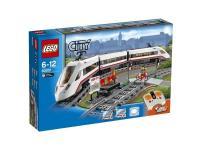 comparateur de prix Lego City - Le Train De Passagers À Grande Vitesse - 60051