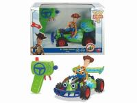 Comparateur de prix Dickie 203154001 - Toy Story 4 - RC Buggy with Woody - Neu