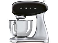 comparateur de prix Smeg SMF02BLEU Robot de cuisine 4,8 L Noir Acier 18/10