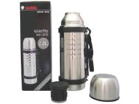 Bouteille isotherme Incassable - Inox - 1 L