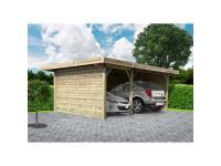 Comparateur de prix SOLID Carport Combination 506,4x706,4cm