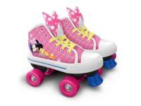 Comparateur de prix Rollers et patins à roulettes Disney Disney minnie patins a roulettes quad - taille 28