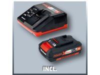 Comparateur de prix Einhell Souffleur de feuilles sans fil GE-CL 18 Li E Kit