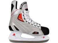 Nijdam Hockey Sur Glace Patinage GRP Deluxe Silver