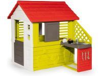 comparateur de prix Smoby - maison nature con cocina / référence 810713