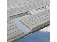 Comparateur de prix Ubbink Wolga Lame d'eau Acier Inoxydable Droit Lame d'eau pour Bassin Fontaine