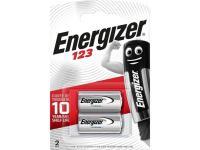 comparateur de prix Energizer 2 piles lithium EL123AP