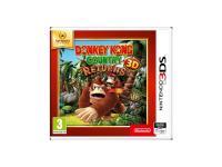 Comparateur de prix Donkey kong country returns 3ds jeu nintendo selects