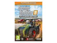 Comparateur de prix Jeu PC Focus Farming Simulator 19 Edition Platinum