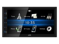 comparateur de prix Autoradio Multimedia JVC KW-M25BT Bluetooth