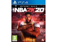 Comparateur de prix Jeu PS4 Take 2 NBA 2K20