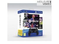 comparateur de prix Dual Shock 4 Noire V2 + FIFA 21 + Voucher FUT + Voucher PS+ 14 jrs (PS4) SONY COMPUTER ENTERTAINMENT 0711719833628