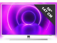 Comparer les prix du TV LED Philips Tv Tv led plus 52 pouces philips tv 58 pus 8505/12