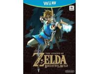 Comparateur de prix The Legend of Zelda : Breath of the Wild Jeu Wii U