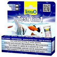 comparateur de prix Bandelettes de test Tetra Test 6en1