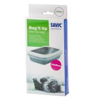 comparateur de prix Sacs à litière Bag it Up Savic B6SV010