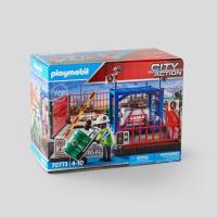 Nouveau PLAYMOBIL - 70773 - Espace de stockage