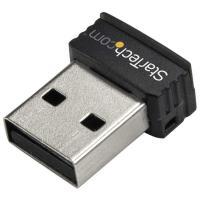 Comparateur de prix StarTech.com USB 150Mbps Mini Wireless N Network Adapter 802.11n 1T1R - adaptateur réseau