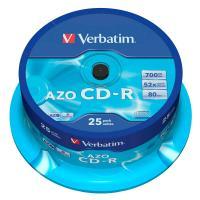 Comparateur de prix Verbatim - 25 x CD-R (80 min) 48x