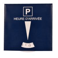 Comparateur de prix Disque Carton De Stationnement Europeen Zone Bleue PVC