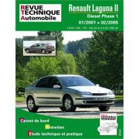 Rta 653.1 Renault Laguna 2 Diesel Depuis 01/01 Etai