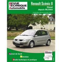 Comparateur de prix Revue technique automobile 679.2 Scenic II Diesel