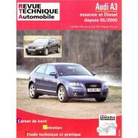 Comparateur de prix E.T.A.I - Revue Technique Automobile B715.6 - AUDI A3 II - 8P PHASE 1 - 2003 à 2008