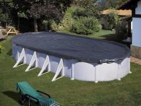 Comparateur de prix Bâche hivernale pour piscine ovale 10.00 x 5.50 m