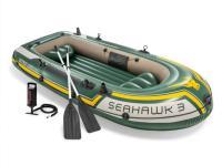 comparateur de prix Canot gonflable Intex 68380 Seahawk 3 bateau Gonflable